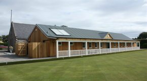 Bowling Club House, Insch